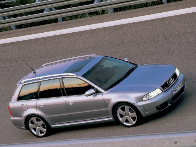 Audi RS4 1999 wallpaper