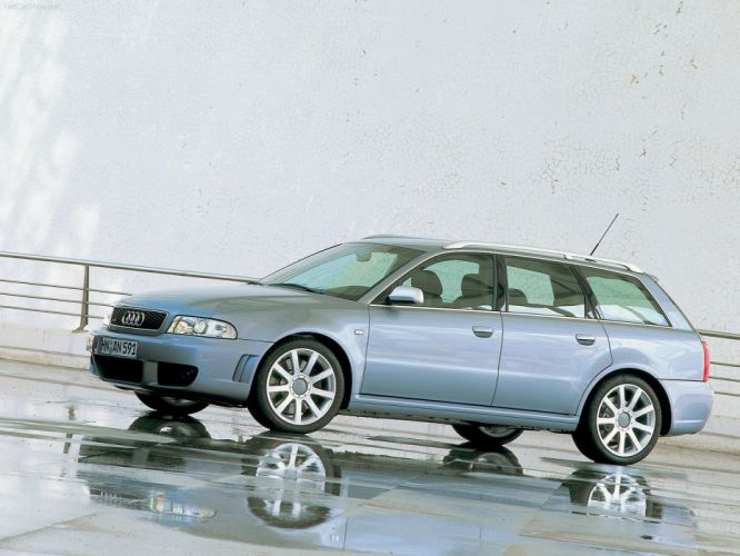 2000 Audi rs4 wallpaper