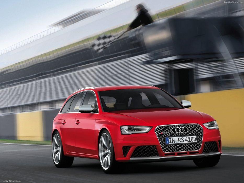 Audi RS4 Avant 2013 wallpaper
