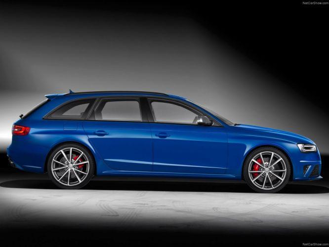 Audi RS4 Avant Nogaro selection 2014 wallpaper