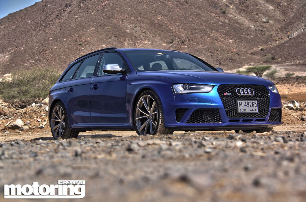 2014 Audi avant nogaro rs4 selection wallpaper