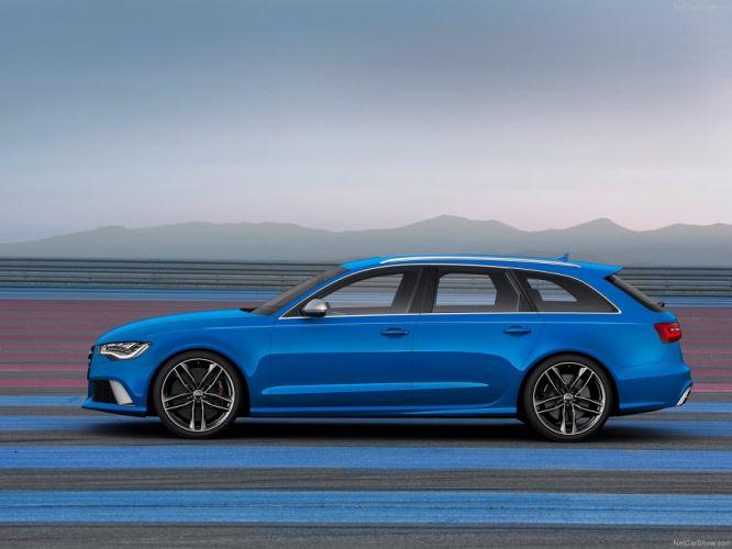2014 Audi avant rs6 wallpaper
