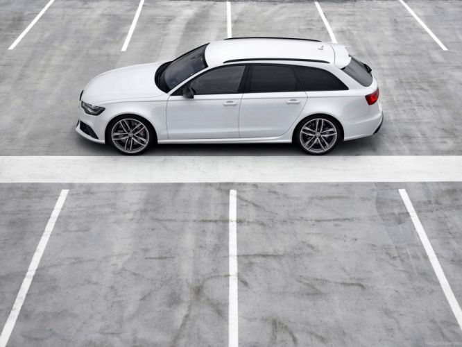 2014 Audi avant rs6 wallpaper