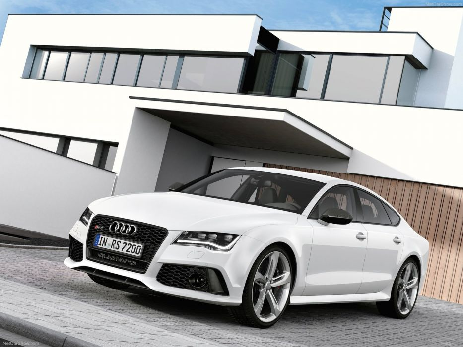 Audi RS7 Sportback 2014 wallpaper