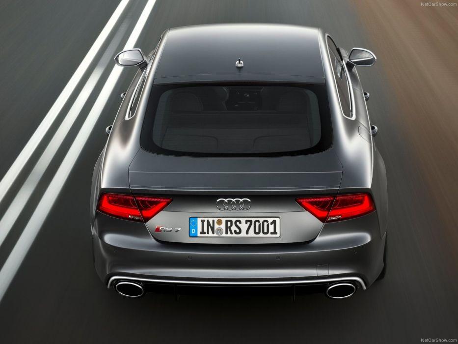 Audi RS7 Sportback 2014 wallpaper