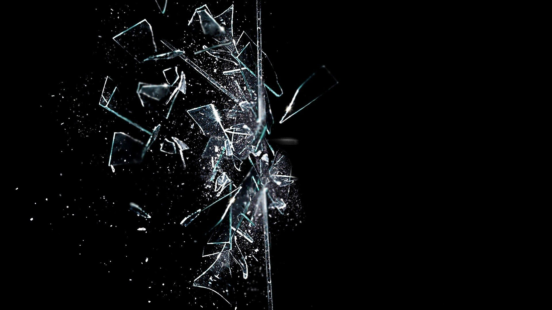 Broken glass shattered crack abstract window bokeh pattern for Window glass design 5 serial number