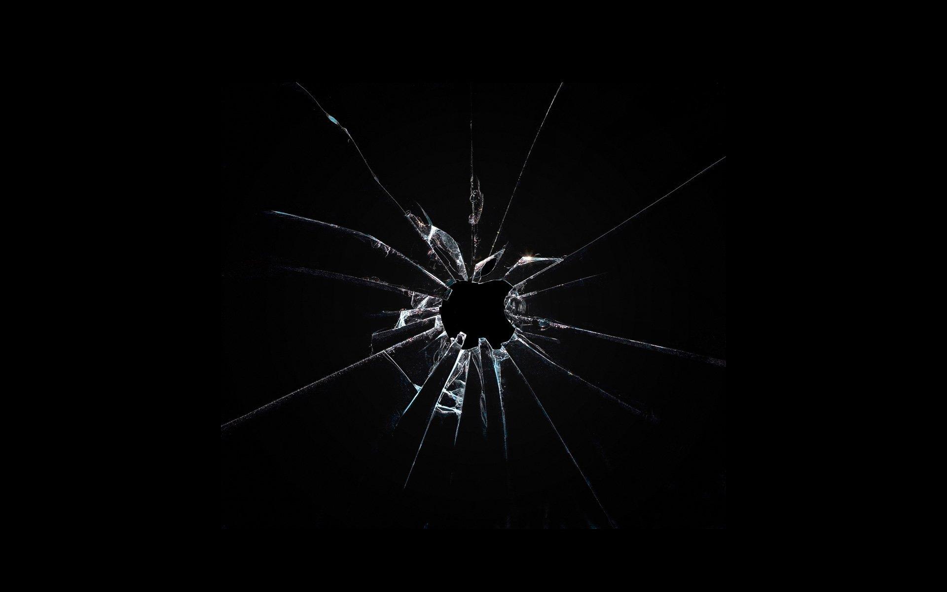 Broken Glass Texture Hd