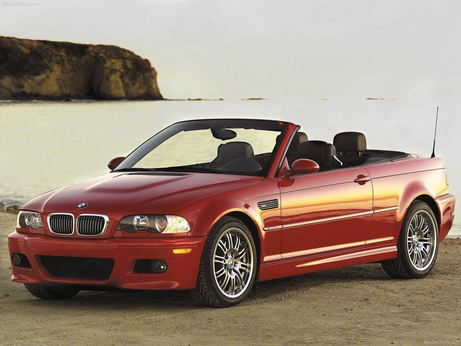 BMW M3 Convertible 2001 wallpaper