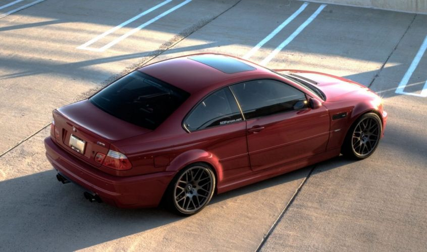 BMW M3 e46 sportcars wallpaper