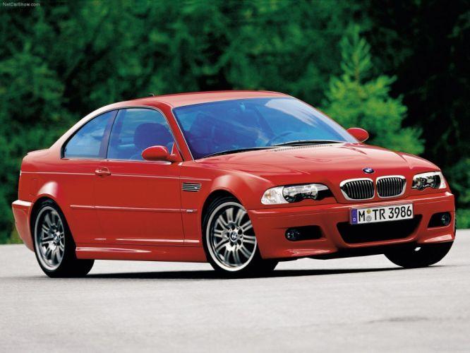 BMW M3 e46 sportcars wallpaper