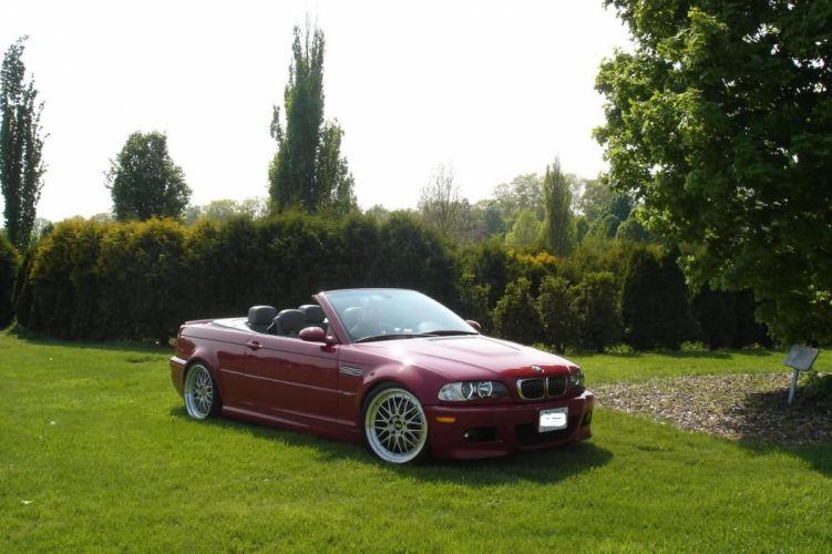 2001 BMW e 46 convertible wallpaper