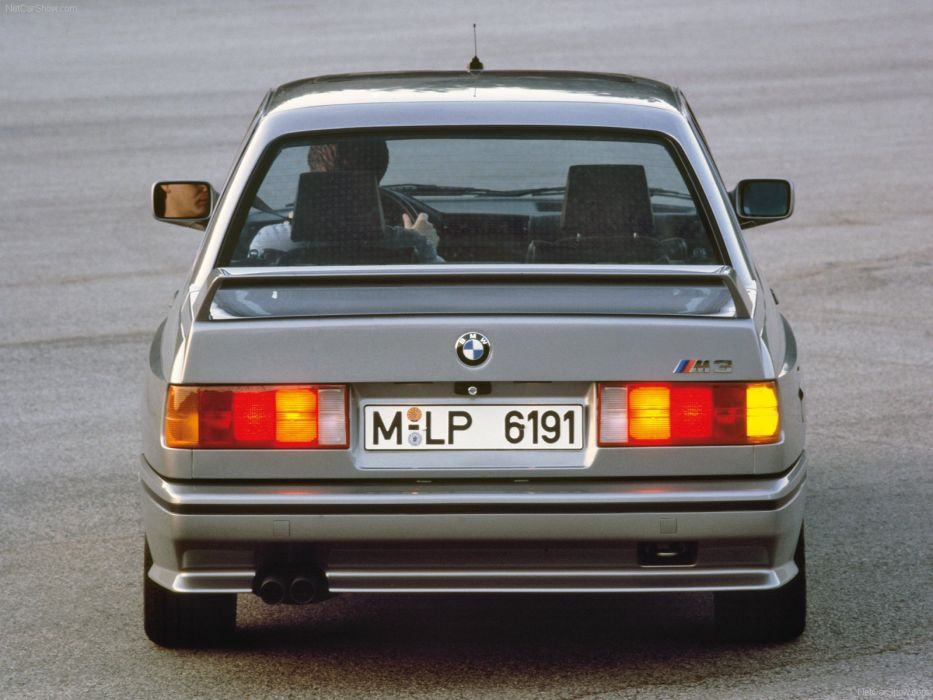BMW M3 e90 coupe sportcars 1987 wallpaper