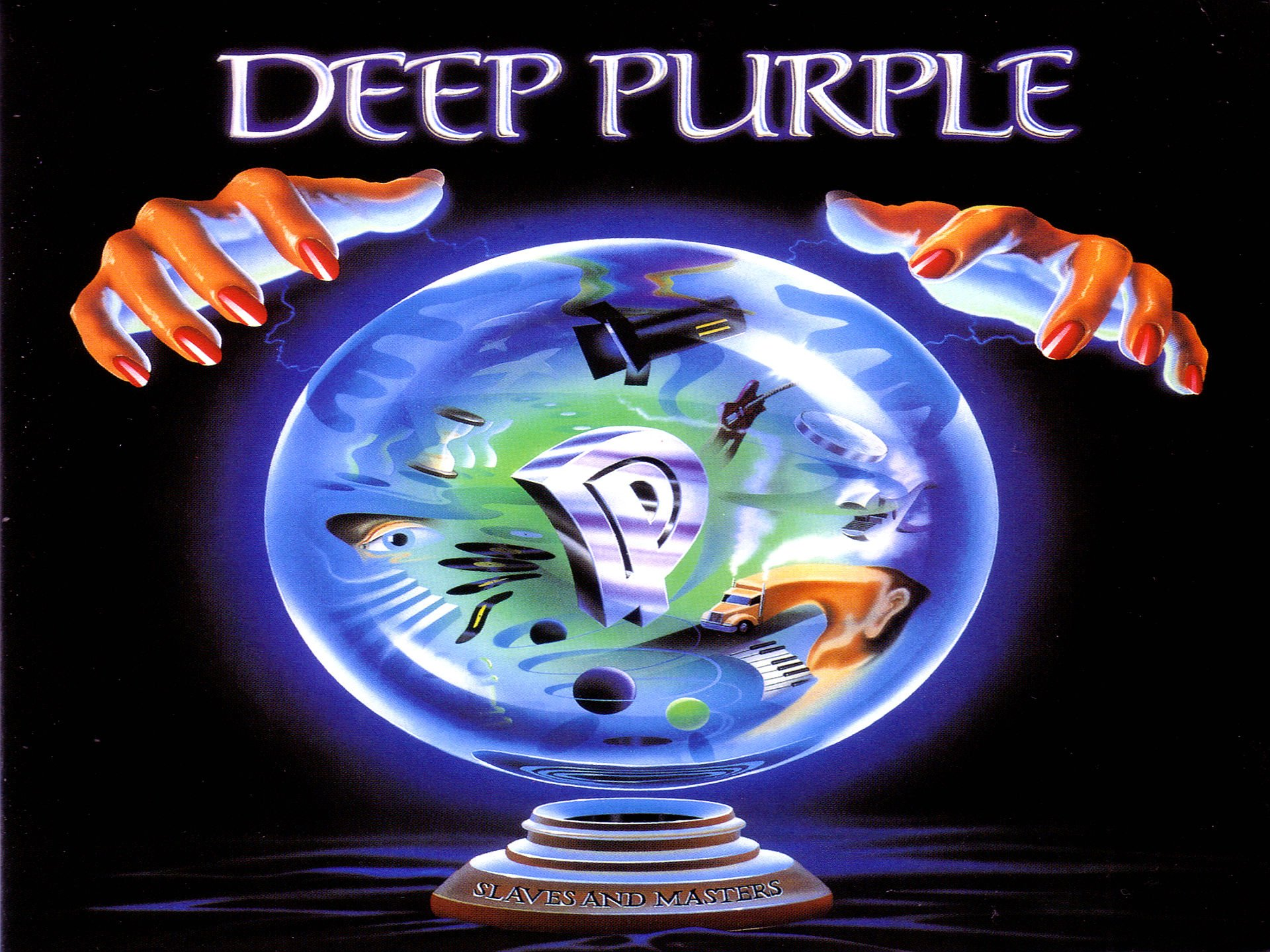 DEEP PURPLE classic hard rock blues progressive wallpaper ...