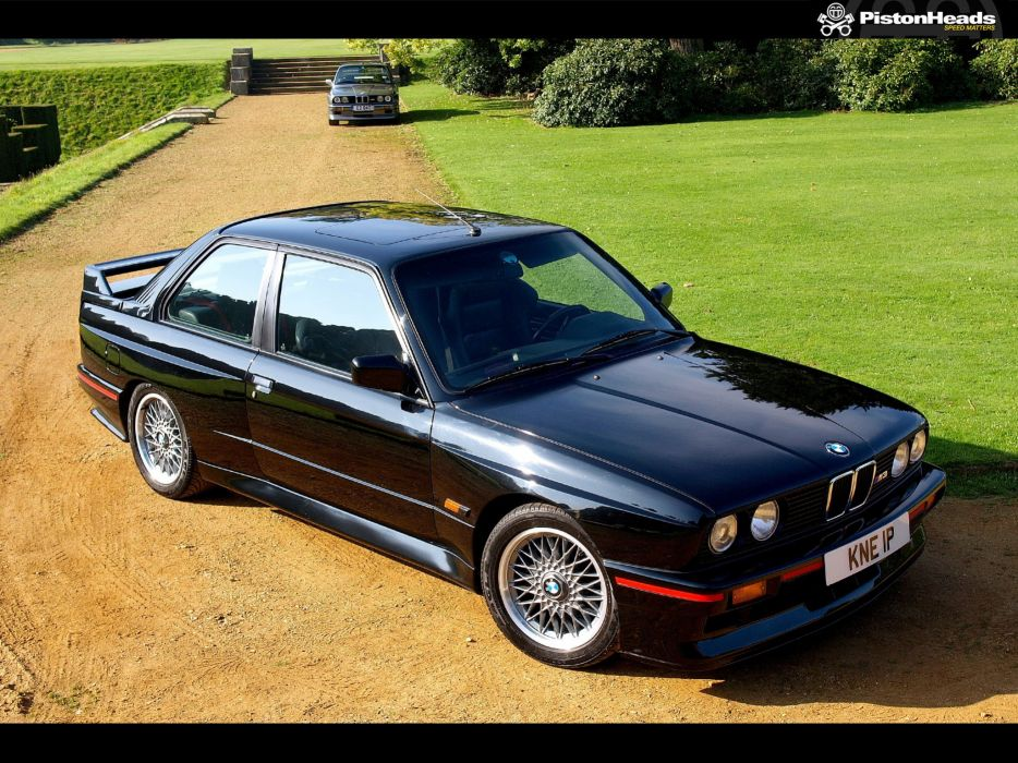 1987 BMW Coupe e30 m-3 sportcars wallpaper