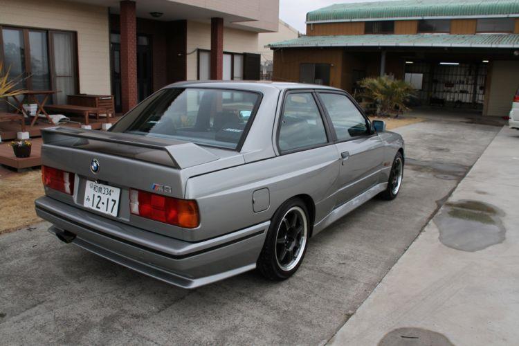 1987 BMW Coupe e30 m-3 sportcars wallpaper