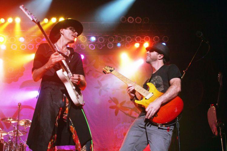STEVE-VAI guitar hard rock progressive heavy metal steve vai concert wallpaper