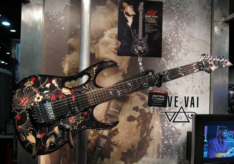 STEVE-VAI guitar hard rock progressive heavy metal steve vai wallpaper