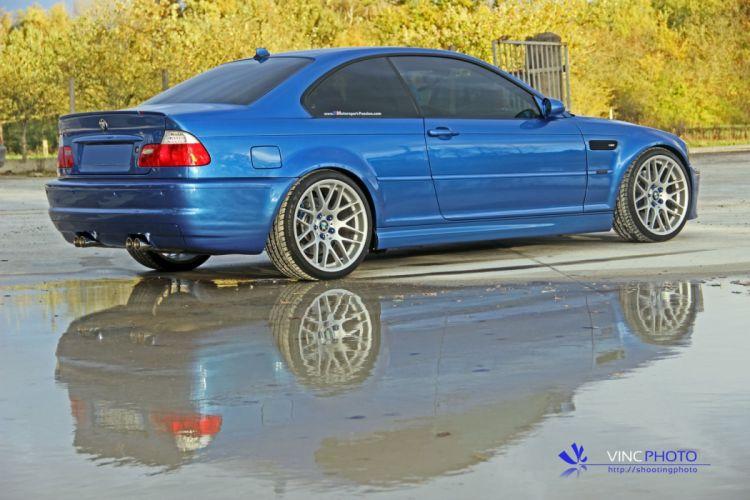 BMWm 3 e46 sportcars wallpaper
