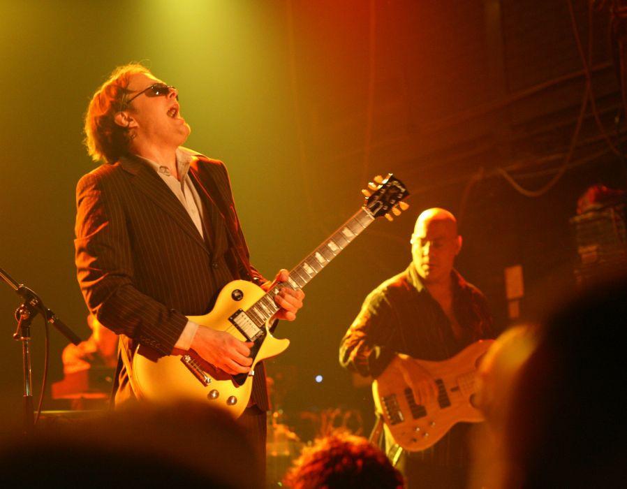 JOE BONAMASSA blues rock roll guitar concert wallpaper