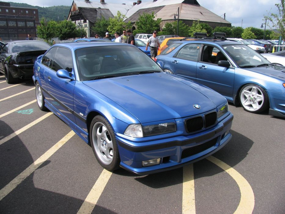 BMW m 3 e 36 coupe sportcars wallpaper