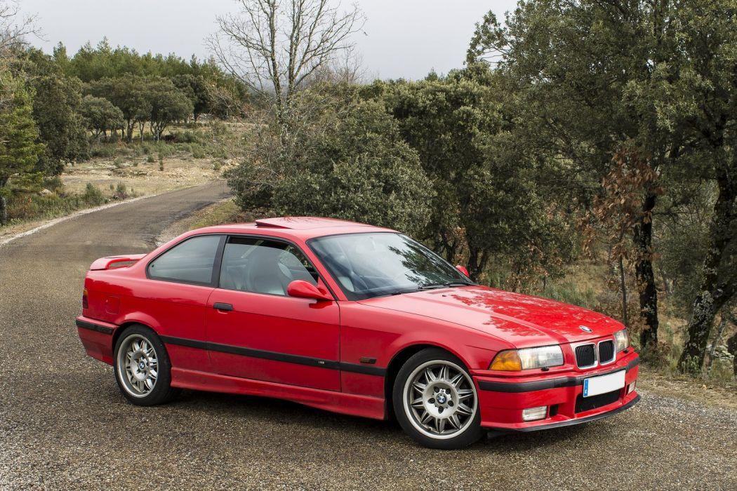 BMW m 3 e 36 coupe sportcars wallpaper