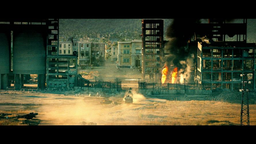 EXPENDABLES 2 action adventure thriller (2) wallpaper