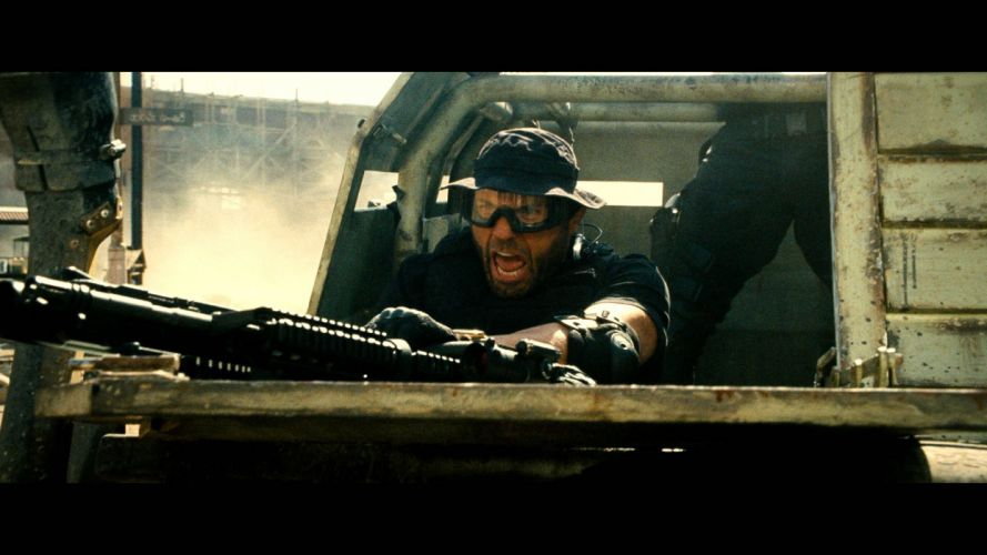EXPENDABLES 2 action adventure thriller (3) wallpaper