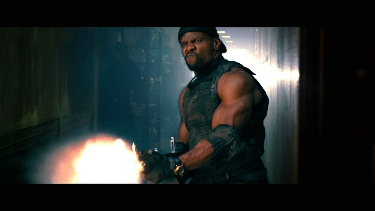 EXPENDABLES 2 action adventure thriller (5) wallpaper