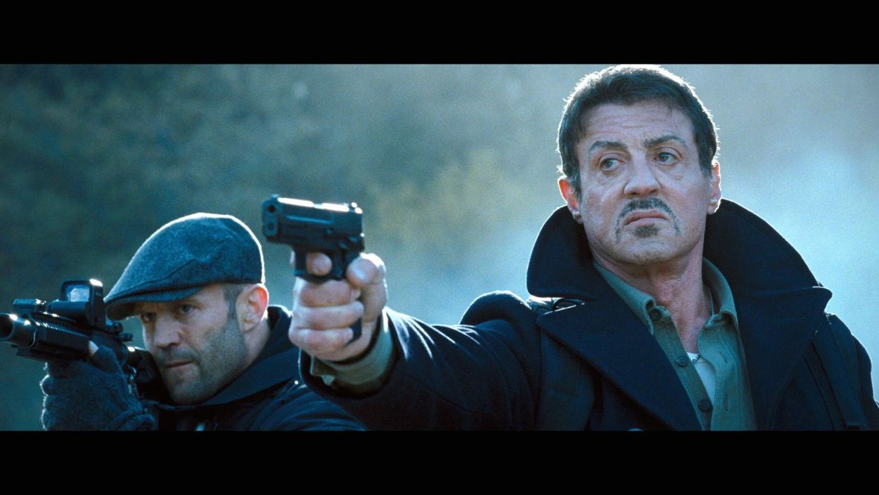 EXPENDABLES 2 action adventure thriller (13) wallpaper