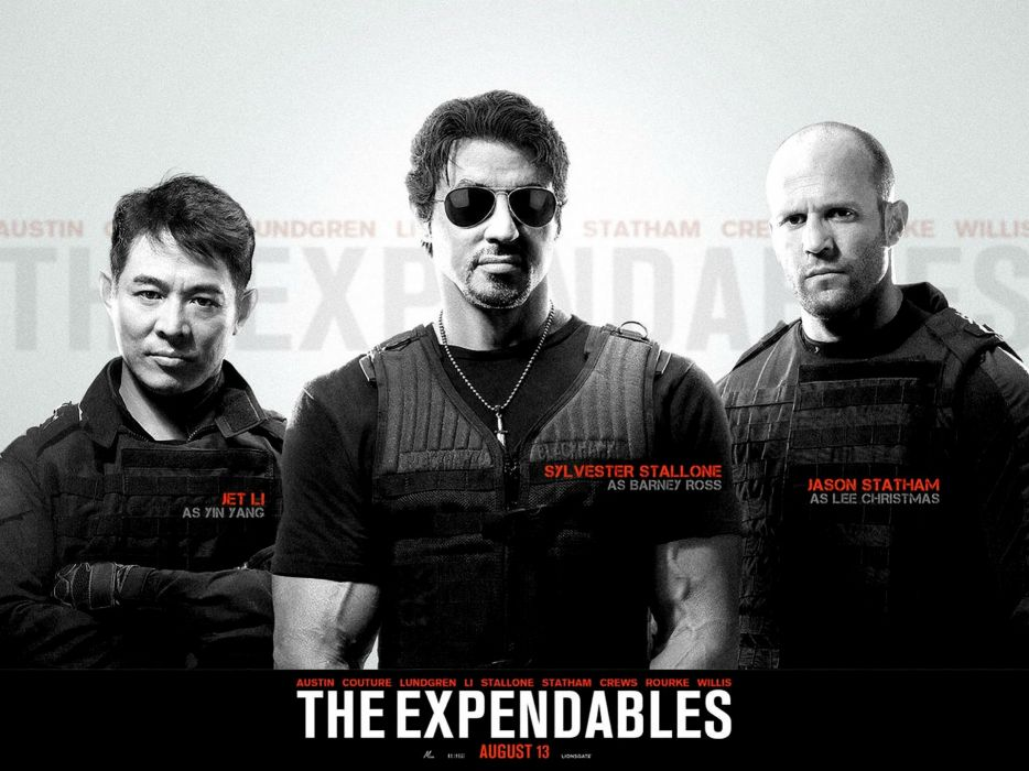 EXPENDABLES 2 action adventure thriller (19) wallpaper