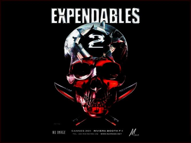 EXPENDABLES 2 action adventure thriller (31) wallpaper