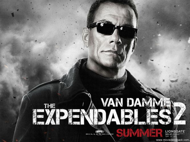 EXPENDABLES 2 action adventure thriller (32) wallpaper