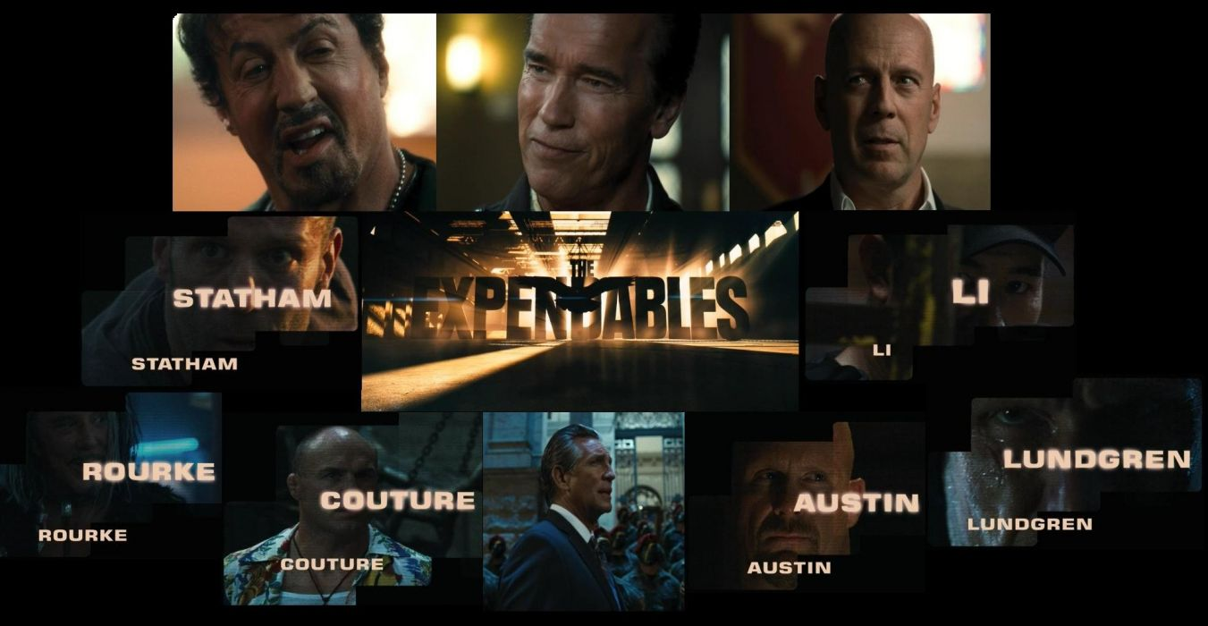 EXPENDABLES action adventure thriller (24) wallpaper
