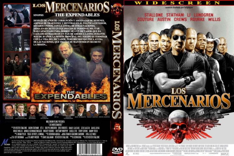 EXPENDABLES action adventure thriller (15) wallpaper