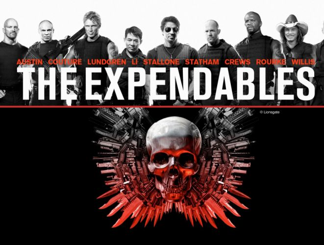 EXPENDABLES action adventure thriller (21) wallpaper