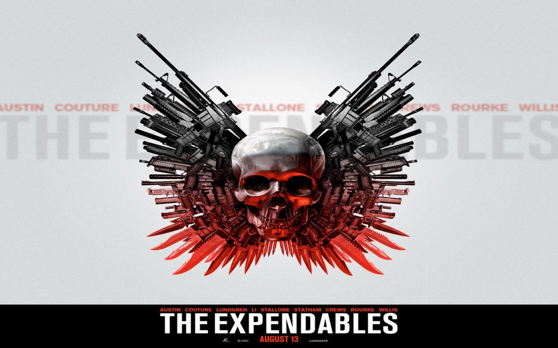 EXPENDABLES action adventure thriller (17) wallpaper