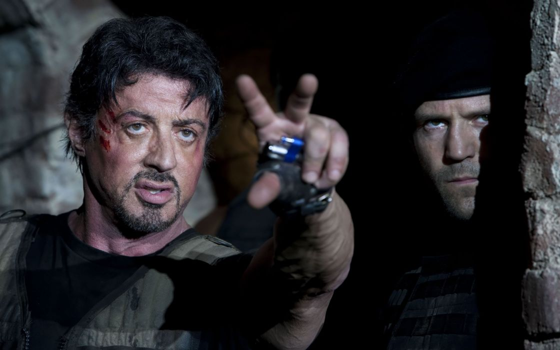 EXPENDABLES 2 action adventure thriller (54) wallpaper
