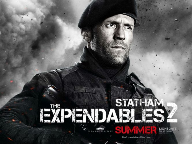 EXPENDABLES 2 action adventure thriller (53) wallpaper