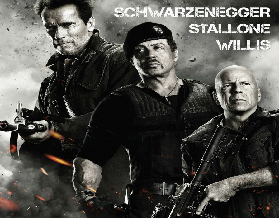 EXPENDABLES 2 action adventure thriller (55) wallpaper