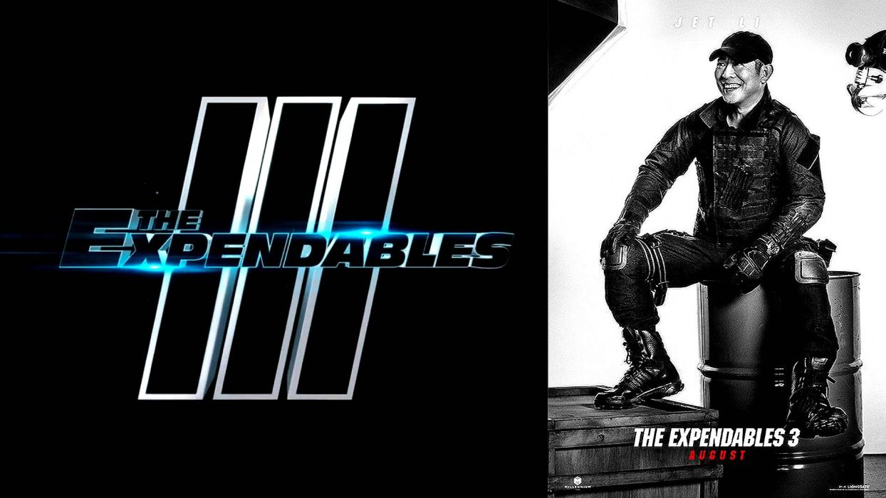 EXPENDABLES 3 action adventure thriller (1) wallpaper