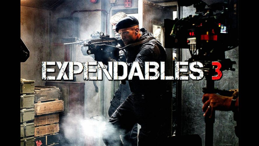 EXPENDABLES 3 action adventure thriller (5) wallpaper
