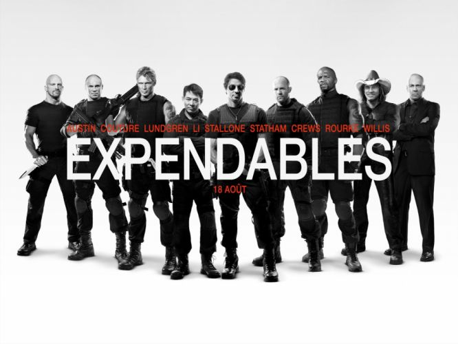 EXPENDABLES 3 action adventure thriller (25) wallpaper