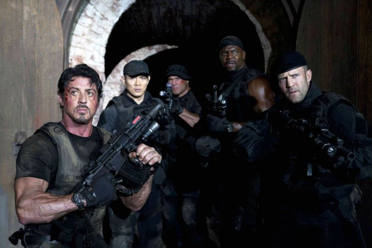 EXPENDABLES 3 action adventure thriller (36) wallpaper