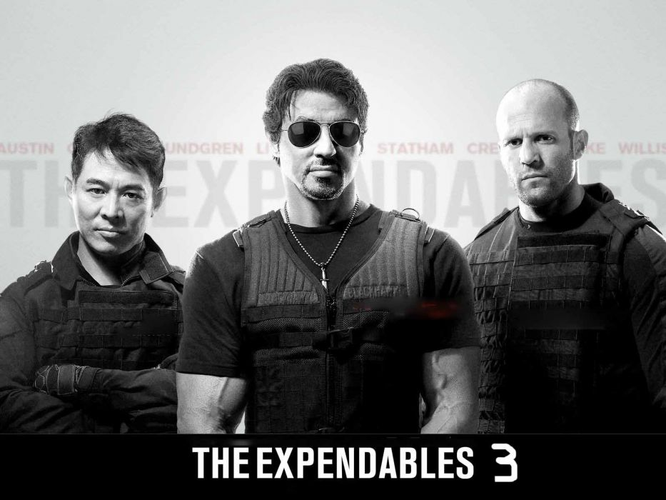 EXPENDABLES 3 action adventure thriller (45) wallpaper