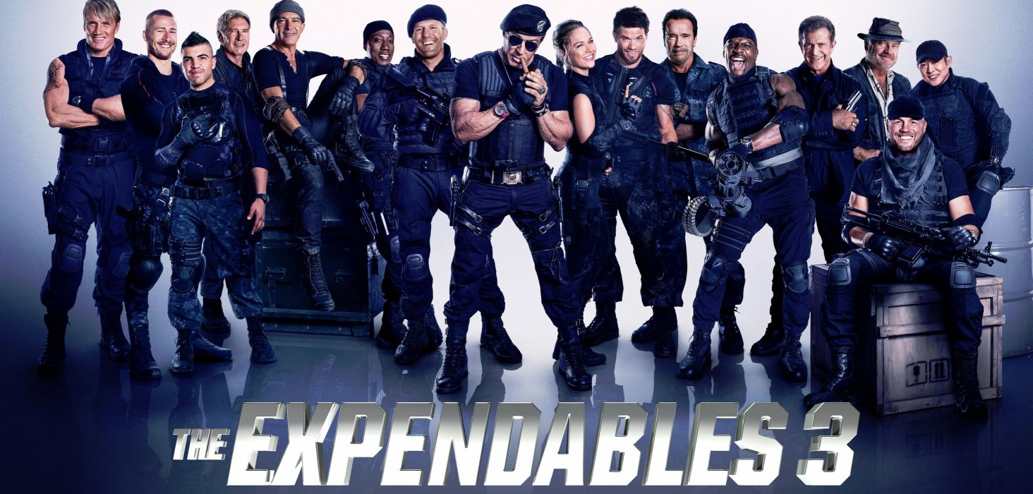 EXPENDABLES 3 action adventure thriller (47) wallpaper