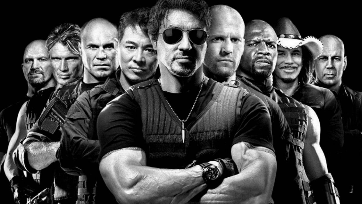 EXPENDABLES 3 action adventure thriller (57) wallpaper