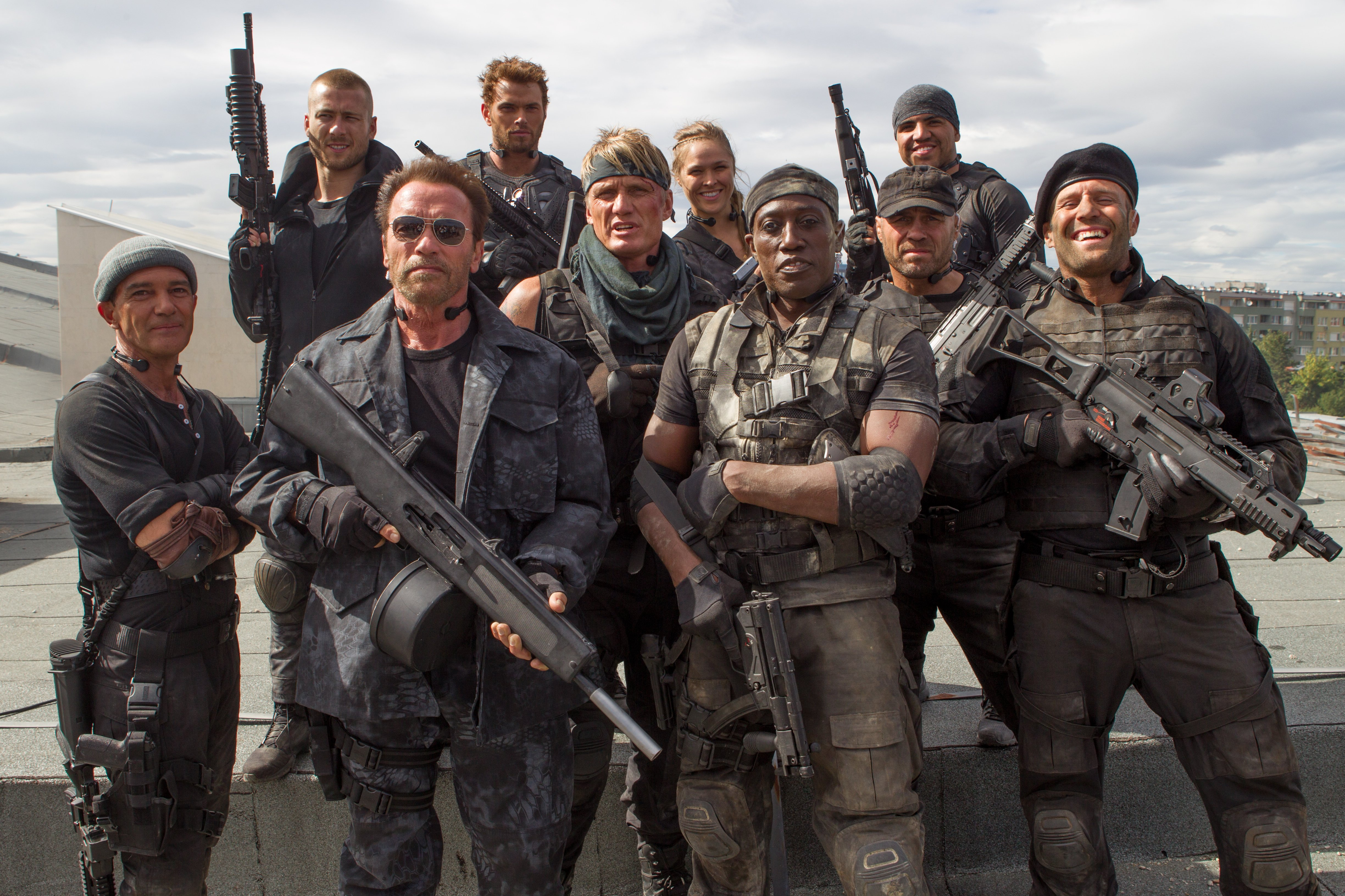 expendables 3 action adventure thriller (66) wallpaper | 4896x3264