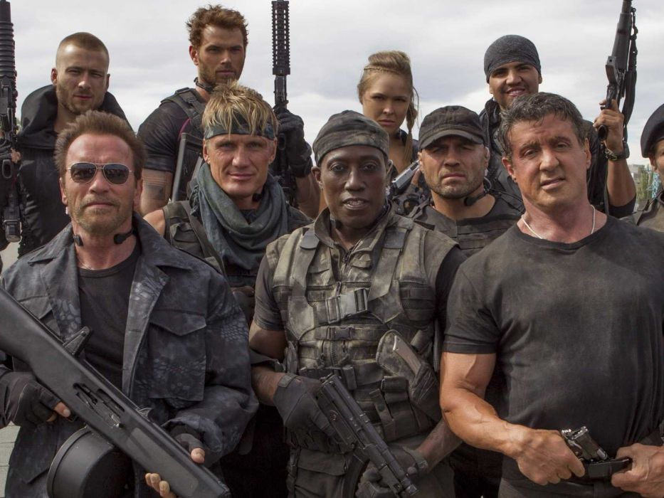 EXPENDABLES 3 action adventure thriller (71) wallpaper