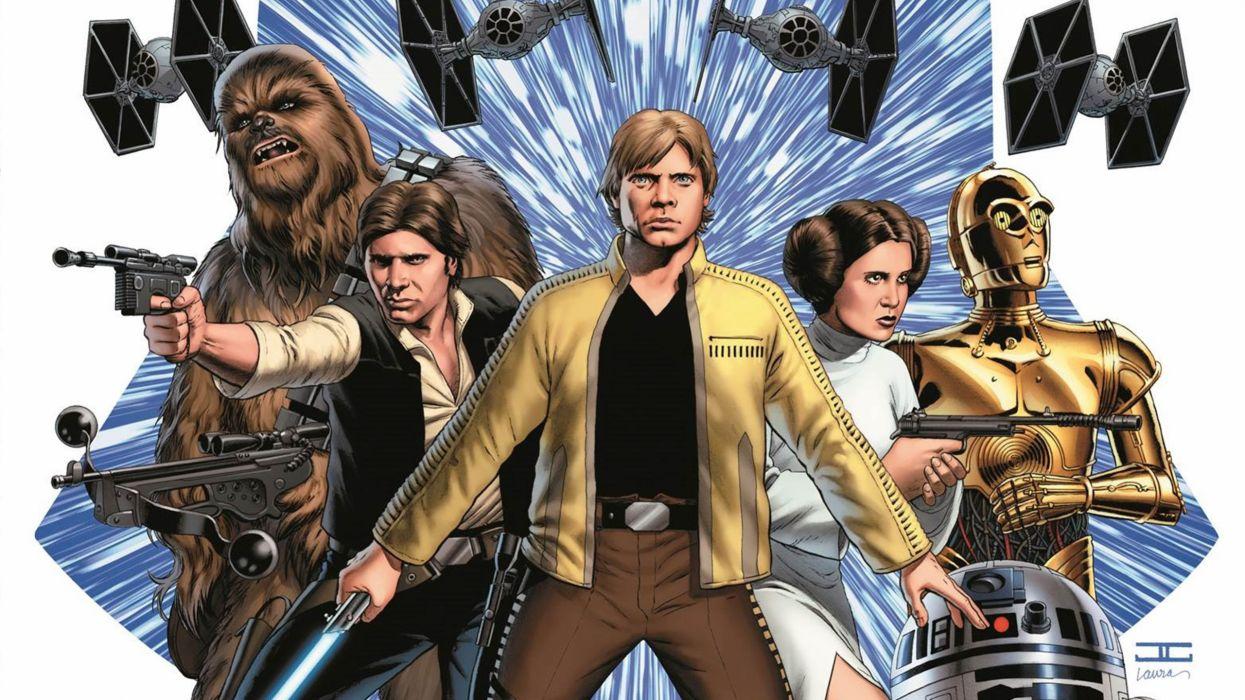 Marvel039s New Star Wars Comic Wallpaper 2560x1440 408607