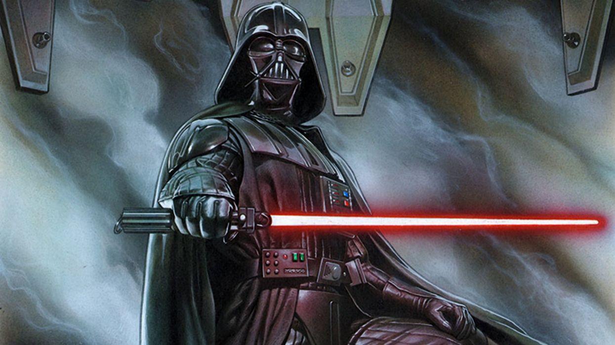 Marvel's New Vader Comic Star Wars wallpaper